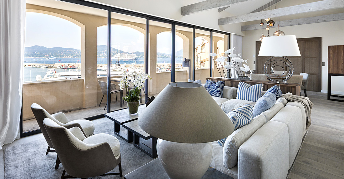 Interior Design St Tropez